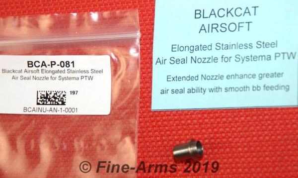 Blackcat PTW Elongated Stahl Nozzle