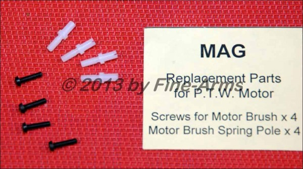 MAG PTW Motor Schrauben Set