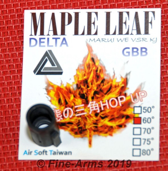 Maple Leaf DELTA 60 Degree VSR-10 Hopup Gummi