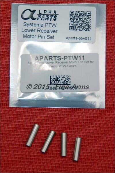Alpha Parts PTW Motor Pin Set