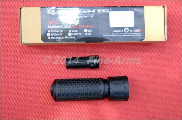 Knight's Armament 556 CQB QDC CW Schalli