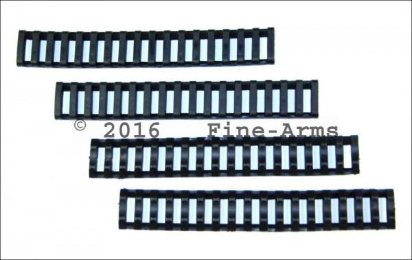 ACM Rail Cover Leiter-Form schwarz