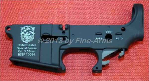 Systema PTW M4 Lower Receiver US Special Forces