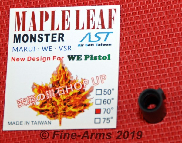 Maple Leaf Monster Diamond 70 Degree VSR-10 Hopup Gummi