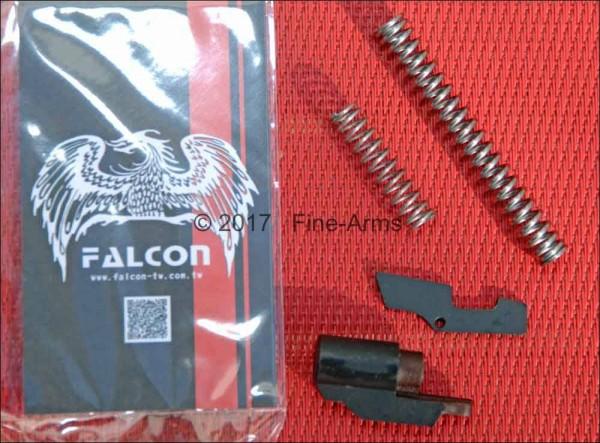 Falcon Stahl Set für Tanaka M700 KJ M700 G&G G96