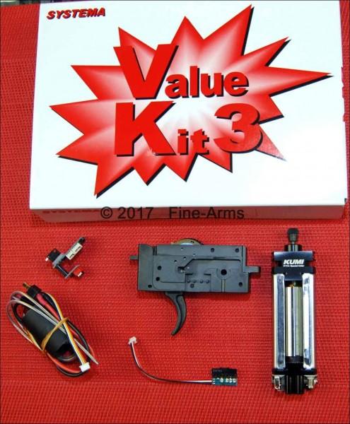 Systema PTW Value Kit 3 Regular Gear Box Kit Super-MAX