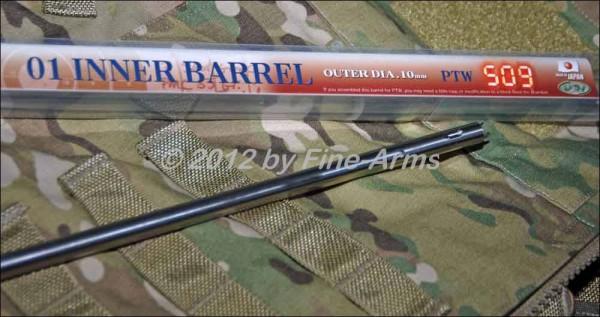 PDI 6.01mm Innenlauf für PTW M16 (509mm)