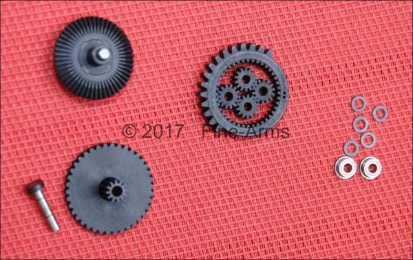 Alpha Parts PTW CNC Gear Set