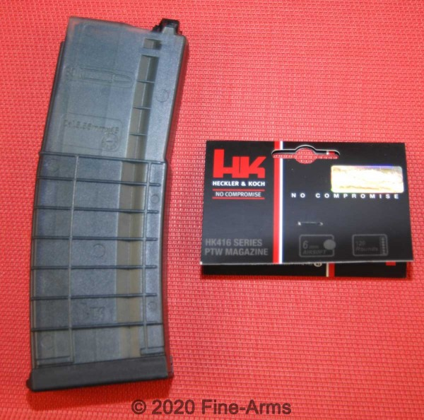 Alpha Parts HK Systema PTW Polymer Magazin