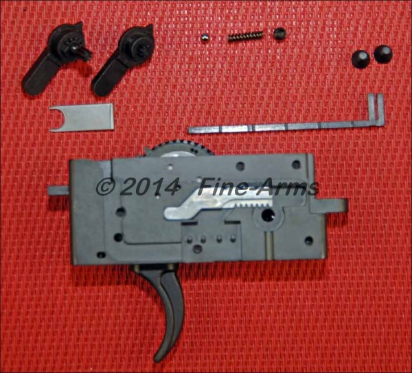 Systema PTW Ambidextrous Gearbox Super-MAX