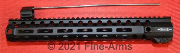 PTS Centurion Arms CMR M-LOK Rail 13.5 inch schwarz