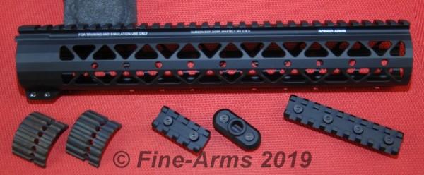 RWA Rail Samson Rainier Arms 12.37 inch