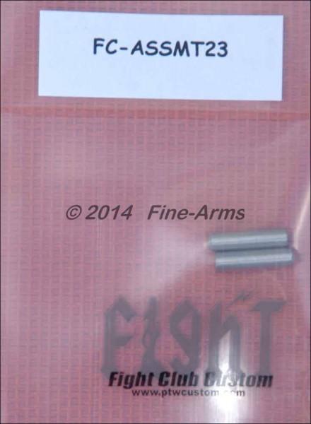 FCC Stahl Motor Pin Set