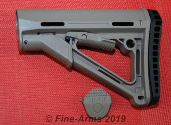Compact Carbine CTR - Style Stock - Dark Earth