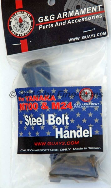 G&G Steel Bolt Handle