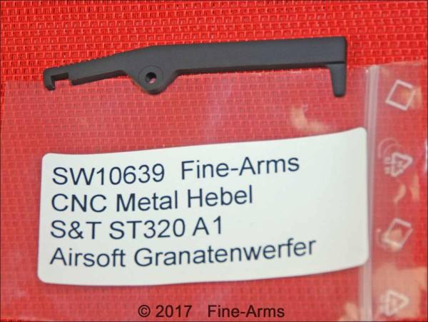 Fine Arms CNC Metal Hebel für S&T 320A1 Werfer