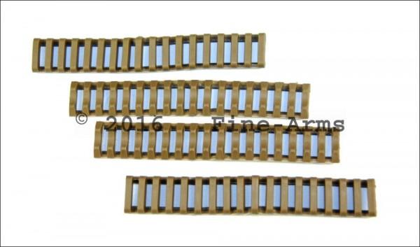 ACM Rail Cover Leiter-Form Tan