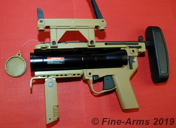 Ares M320 Granaten Werfer Tan