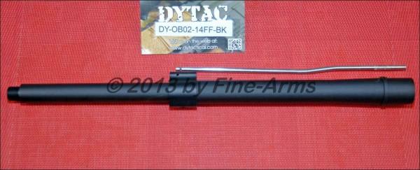 Dytac PTW M4 14,5 inch Außenlauf Set CCW