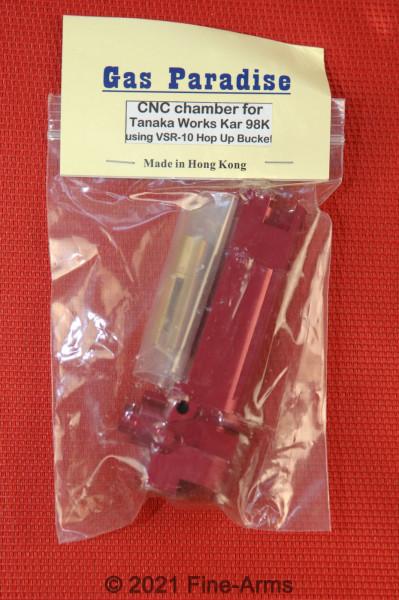 CNC Aluminium Kammer + Hopup Konversion Kit für Tanaka 98K G33