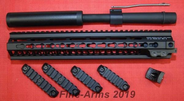DYTAC SMR MK5 13inch SBR Conversion Kit schwarz für Systema PTW