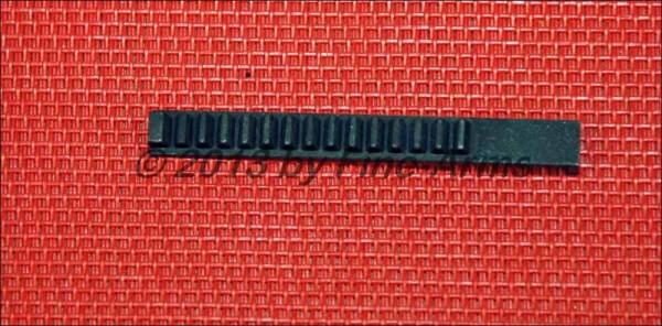 Systema PTW Stahl Piston Zahnschiene