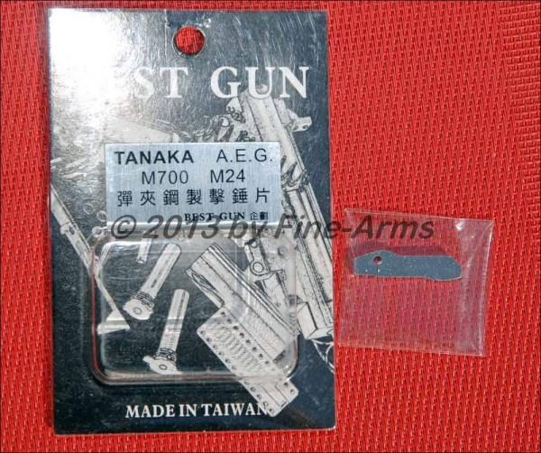 Best Gun M700 Tanaka Magazin Impact Platte