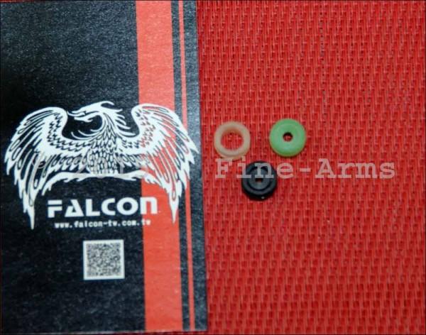 Falcon Gas Durchlass Gummiring Set für Tanaka M700