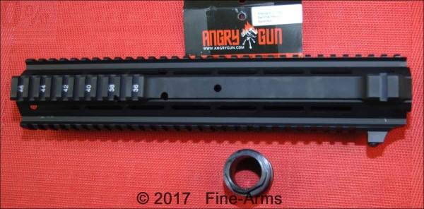 Angry Gun L119A2 Rail Carbine long version