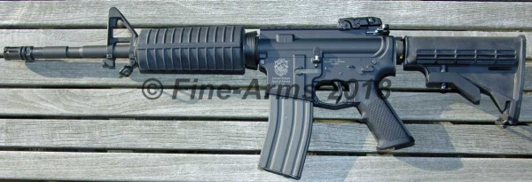 Systema PTW M4A1/CQBR MAX First Variant