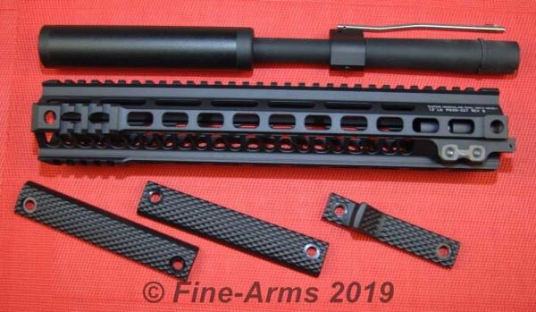 DYTAC SMR MK4 13inch SBR Conversion Kit schwarz für Systema PTW