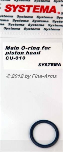 Systema PTW Haupt O-Ring für Piston Head