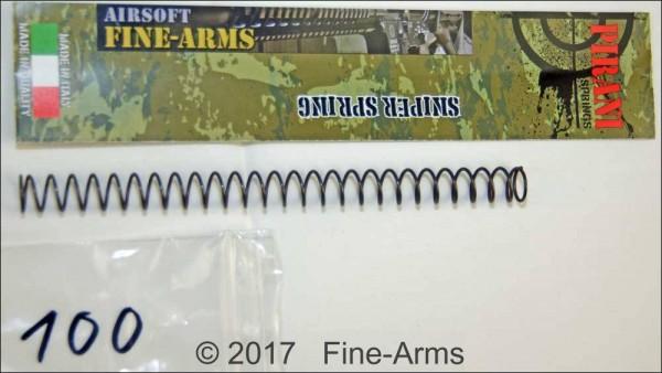 Fine-Arms Pirani PTW Zylinder Feder M100