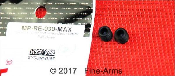 Systema TW5 Zylinder Halteschrauben