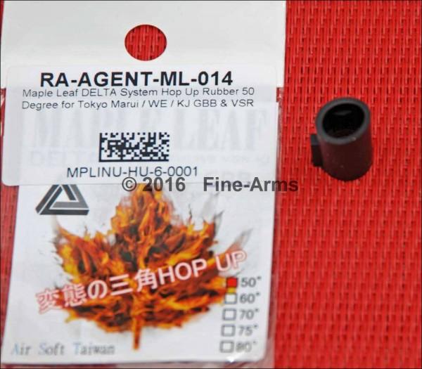 Maple Leaf DELTA 50 Degree VSR-10 Hopup Gummi