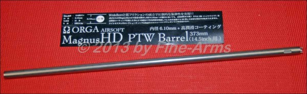 Orga Airsoft 6.10mm PTW M4 Innenlauf Wide Bore (373mm)