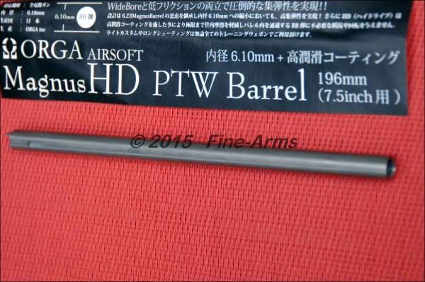 Orga Airsoft 6.10mm PTW Innenlauf Wide Bore(196mm)