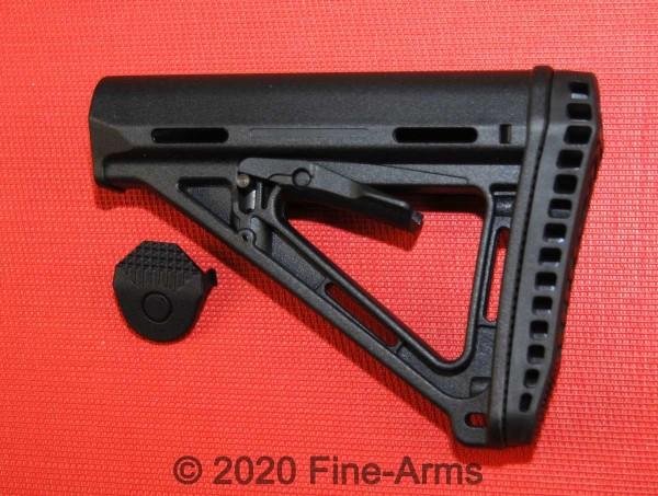Compact Carbine MOE-Style Stock schwarz