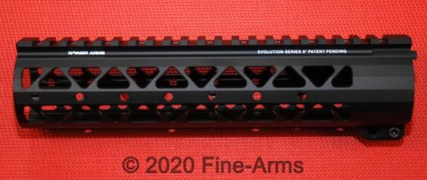 RWA Rail Samson Rainier Arms 9 inch schwarz