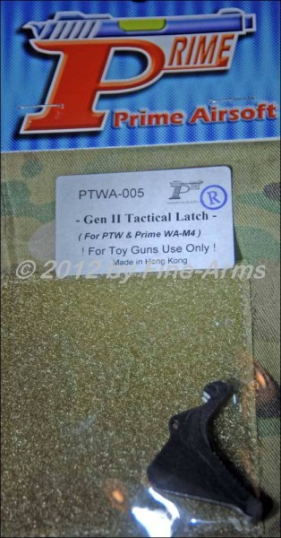 Prime PTW Ladehebel Tactical Latch