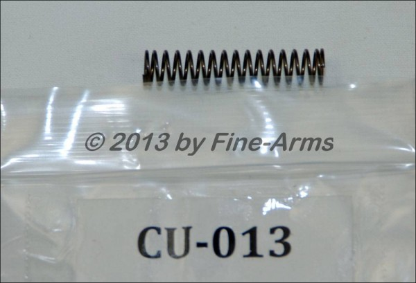Systema PTW Piston Head Guide Spring CU-013