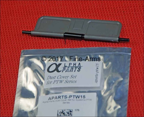 Alpha Parts PTW Staub Klappen Set