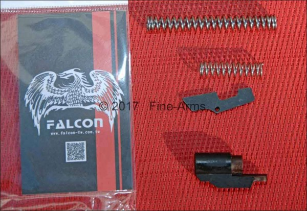 Falcon Stahl Set für Tanaka M24 / M700