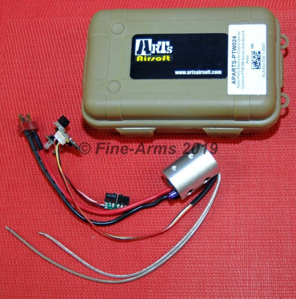 Alpha Parts Electronic Control Unit Set für Systema PTW