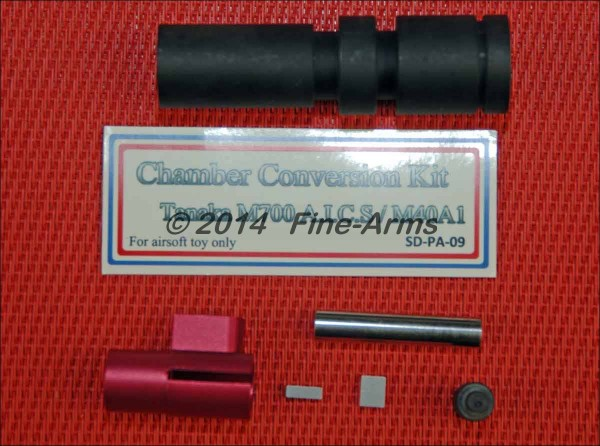 Spartan Doctrine Chamber Conversion Kit für Tanaka M700